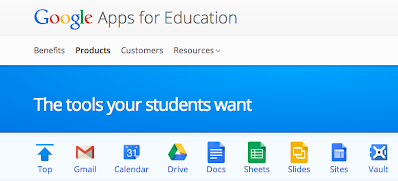 http://www.google.com/enterprise/apps/education/products.html